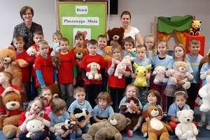 Przedszkolaki z Tereszewa świętowały Dzień Pluszowego Misia
