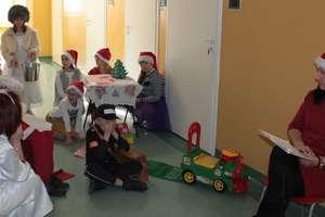 Wizyta uczniów SP2 w szpitalu