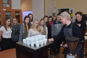 Uczniowie ZSLiZ w Olecku szkolą się pod okiem mistrzyni świata