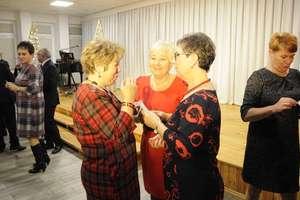 Wigilijne spotkanie emerytów [ ZDJĘCIA]