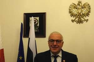 Burmistrz Ornety podsumowuje mijający rok