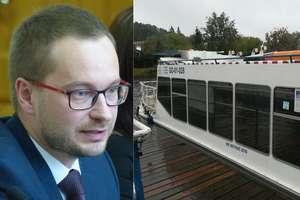 Burmistrz Kopaczewski: Jest szansa, że w przyszłości w miejsce Ilavii zakupimy nowy statek
