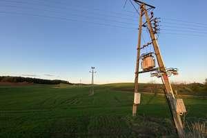 Planowane przerwy w dostawie prądu dla miejscowości powiatu nowomiejskiego