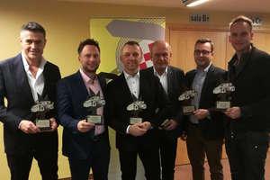 Zawodnicy z Bartoszyc wyróżnieni podczas olsztyńskiej gali Polskiego Związku Motorowego
