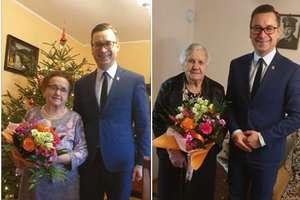 W Gwiździnach Panie świętowały jubileusz 90 urodzin