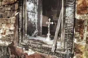 Pożar w Koniewie. Czternaście osób bez dachu nad głową