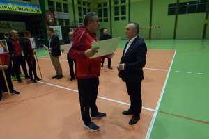 Burmistrz nagradza sportowców