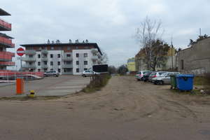 Niedługo ruszają prace drogowe na zapleczu bloków przy ul. Szeptyckiego [ZDJĘCIA]