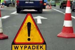 Wypadek na S7. Droga częściowo zablokowana