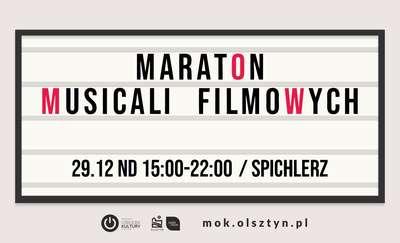 Maraton musicali filmowych