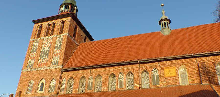 Kościół pw. Jana Ewangelisty i Matki Boskiej Częstochowskiej w Bartoszycach