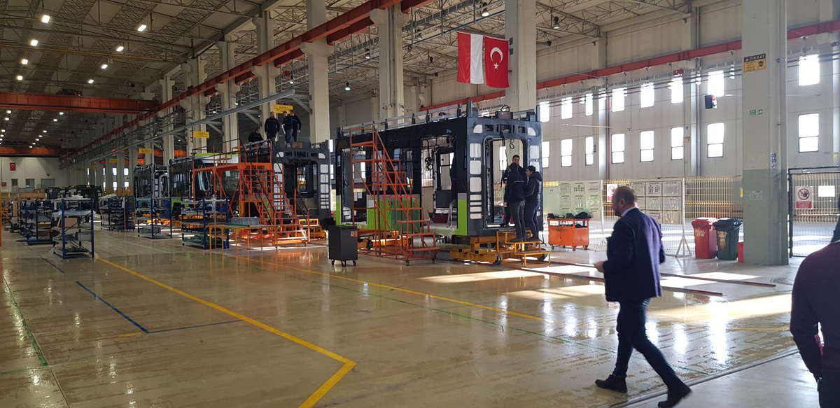 Produkcja tramwajów