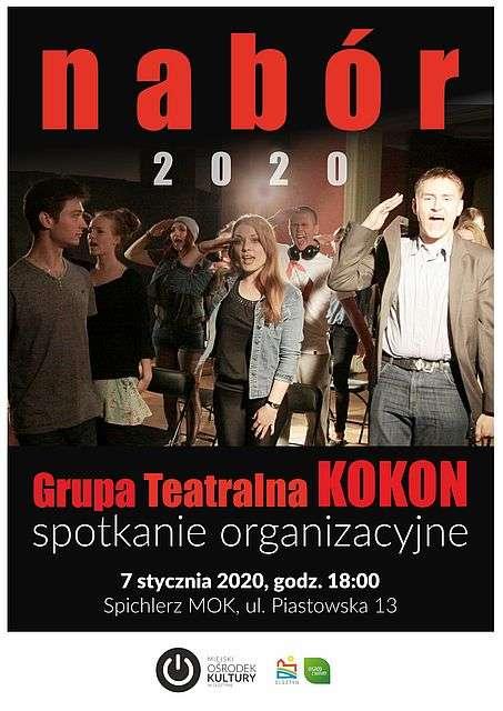 Teatr Kokon prowadzi nabór  - full image