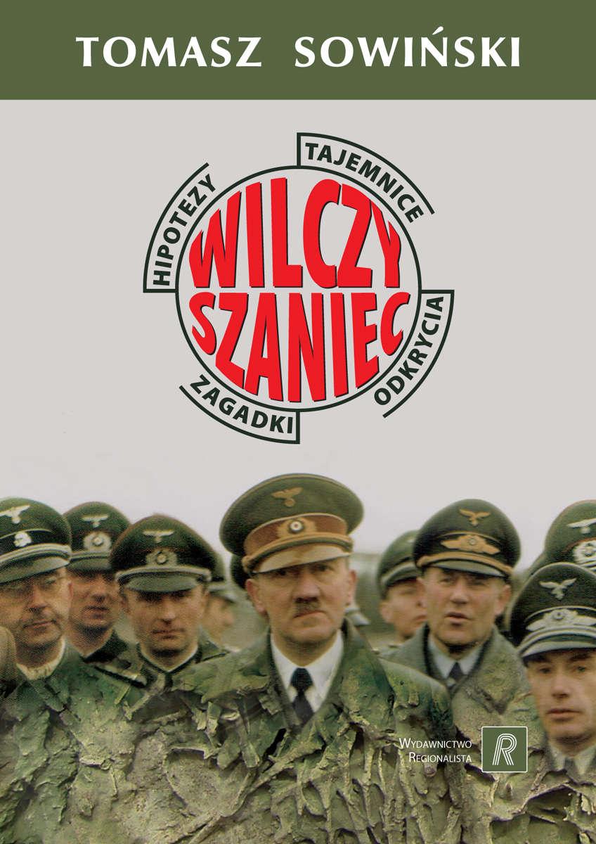 Wilczy Szaniec - okładka - full image