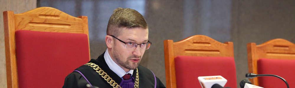 Prokuratura żąda informacji o sędziach