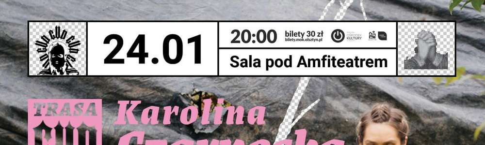 Karolina Czarnecka z rap-folkową płytą w Olsztynie