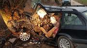 Pijany weekend na podełckich drogach - trzy wypadki w ciągu 2 dni