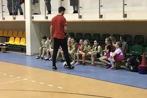 Szkolenie Mobilnej Akademii Młodych Orłów w Klubie Sportowym SMS Kurzętnik