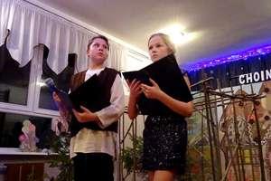 Choinka noworoczna w Judzikach