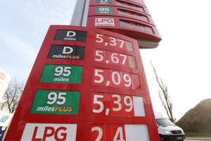 Opłata paliwowa w górę. Znowu