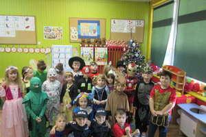 Bal karnawałowy przedszkolaków z Bezled