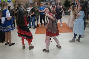 Bal karnawałowy w Szkole Podstawowej w Sokolicy