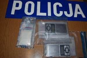 Zatrzymano dwóch mężczyzn za posiadanie amfetaminy