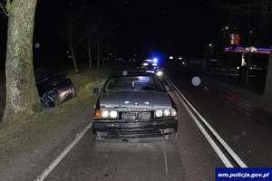 Kierowca BMW nie ustąpił pierwszeństwa przejazdu. 19-latek trafił do szpitala [ZDJĘCIA]
