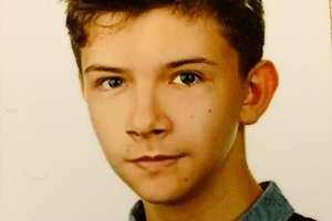 Zaginął 14-letni Paweł Stoliński z Pabianic. Prawdopodobnie przebywa w Olsztynie