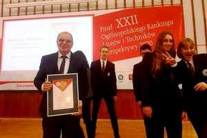 Ekonomik najlepszym technikum w województwie według rankingu Perspektyw 2020.