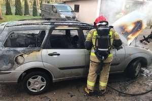 Strażacki tydzień. Trzy pożary i sześć innych zdarzeń