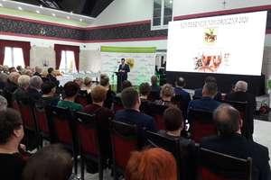 Gmina Nowe Miasto podsumowała miniony rok konferencją i toastem noworocznym