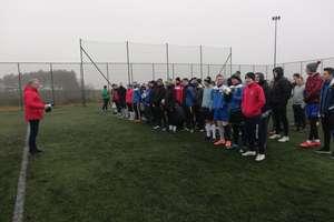 VIII Zimowy Turniej Piłki Nożnej w Kozłowie