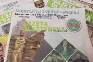 82 tysiące dla Olsztyna!