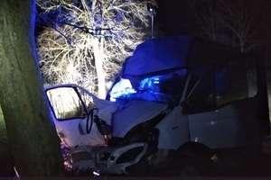19-latek był pijany. Jego pasażer zginął