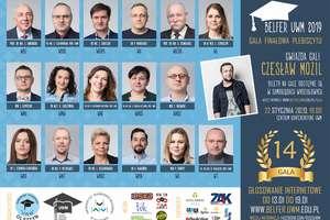 Studenci wybierają Belfra 2019