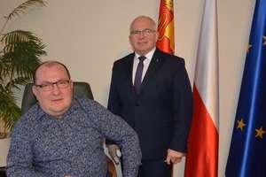 Piotr Zagórski i jego jeden dzień w fotelu Burmistrza