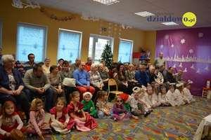 Spotkanie seniorów z przedszkolakami