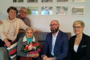 Piękny Jubileusz 97. urodzin pani Heleny Poszewieckiej