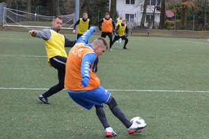 Piłkarze Sokoła Ostróda w sobotę zagrają z Concordią w Elblągu