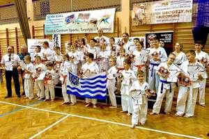 V Mistrzostwa Klubowe IKKK. Karatecy otrzymali prezent od Andrzeja Dzieniszewskiego [ZDJĘCIA]