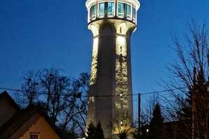 Wieża ciśnień wraca do życia