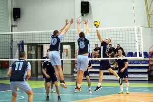 Siatkarski turniej służb mundurowych. Osiem drużyn zagrało w Bezledach