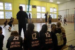 W siatkarskiej lidze wojewódzkiej kadetek Olimp Bartoszyce zagra o miejsca 5-6