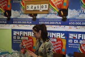 Sprawdź, co będzie się działo podczas finału WOŚP w Bartoszycach