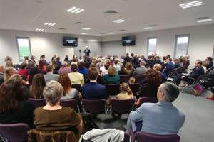 Sala Królestwa Świadków Jehowy w Bartoszycach już otwarta