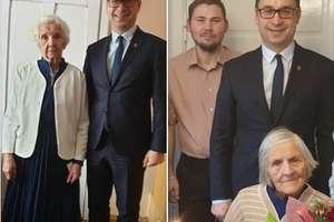 Mieszkanki wsi Tylice i Kaczek świętowały wyjątkowy jubileusz