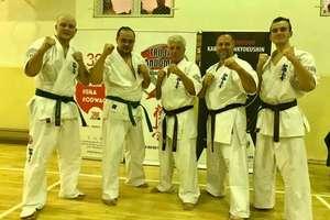 Karatecy stawiają na nieustanny rozwój