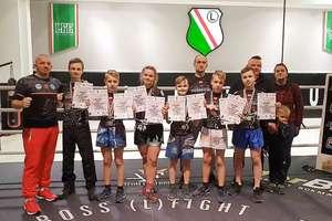 Kickboxerzy Zamku Expom Kurzętnik rozpoczęli sezon