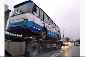 Ostatnie autobusy PKS odjeżdżają z Ostródy